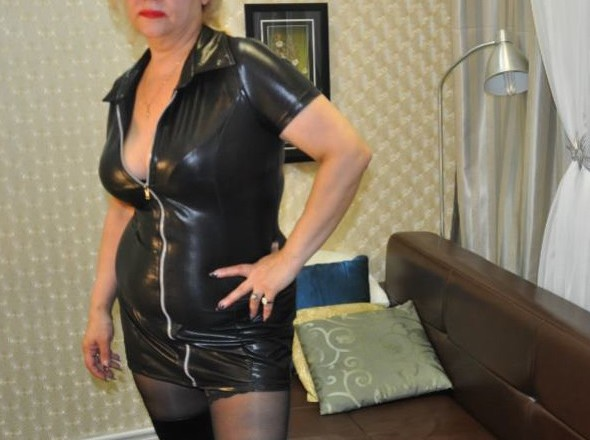 Strict Older Mistress