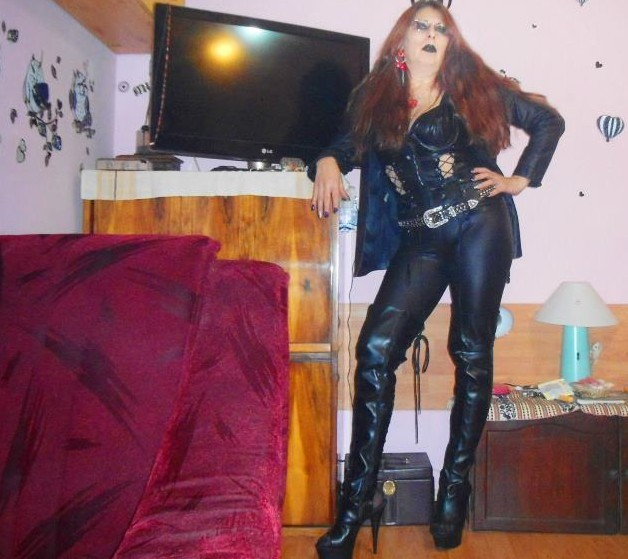 senior female mistress